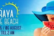 FARAYA ON THE BEACH 2017