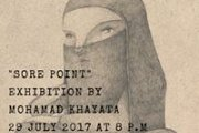 Sore Point- Exhibition by Mohamad Khayata