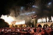 Eid El Sayde Night at Arnaoon