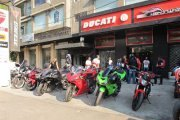 Ducati Sunday Ride - November Ride 1