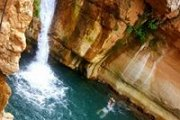 River Crossing + Swimming + Caving In Akoura