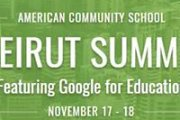 Beirut Summit featuring Google for Education