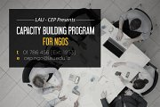 Capacity Building Program for Nonprofits  at LAU