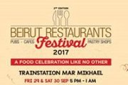 Beirut Restaurants Festival 2017 - Second Edition