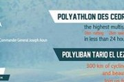 Polyathlon des Cèdres & PolyLiban 2017