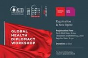 Global Health Diplomacy Workshop