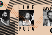 Puja Live at Radio Beirut
