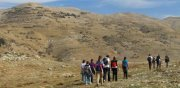 Jabal el Romtaniyeh Hiking with 33 North