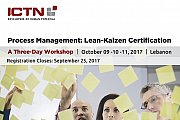 Process Management: Lean-Kaizen Certification