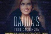 Dalida Tribute Concerts