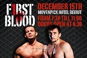 First Blood - Beirut Elite Fighting Championship