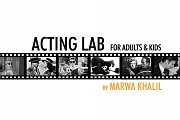 Acting Lab by Marwa Khalil
