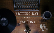 Free Event: Writing Day with fadein
