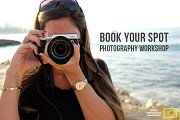 Beirut Photography Workshops - October Beginner Level