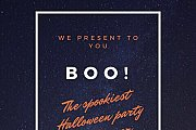 Halloween Party : BOO!
