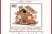 Ginger Bread House - Charity event