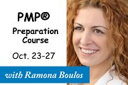 October PMP® Course with AMIDEAST
