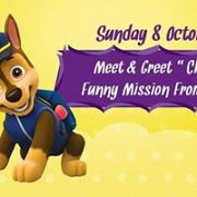 Meet and greet chase in a funny mission lebtivity meet and greet chase in a funny mission m4hsunfo