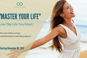 """""""Master Your Life"""" Coaching Program - 2nd edition"""