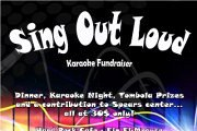 """SING OUT LOUD"" Karaoke Dinner Fundraiser by Lebanese Red Cross - Youth Department - Spears Center"