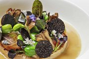 Truffle Specials at Chez Alain