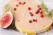 Foie Gras Special at Chez Alain