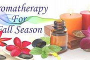AromaTherapy For Fall Season at Soul Spa