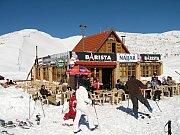 Mission to La Cabane Snowmobile Tour