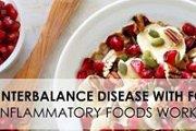 Let's Refresh: Anti-inflammatory Foods