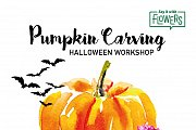 Pumpkin carving Halloween Workshop #2