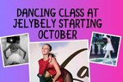 Dancing Class at Jelybely
