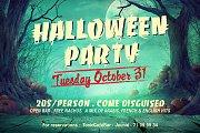 Halloween Party at Tonic Café Bar