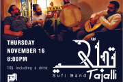 Tajalli Sufi Band Live at Aleph B°
