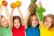A Nutrition Workshop for Kids 3y to 6y