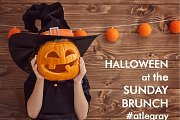 Halloween at The Sunday Brunch in Le Gray Hotel