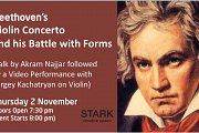 Beethoven's Violin Concerto & his Battle with Forms