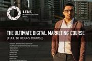 The Ultimate Digital Marketing Course (16 hours)