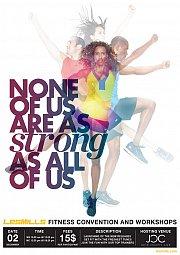 Les Mills Q4 Fitness Convention & Workshops