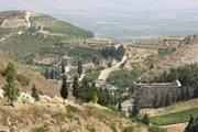 La Route Romaine de Caza Zahle Roman Route