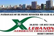 Lebanon Aerobatic Challenge 2018