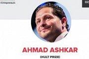 Startup Grind Beirut hosts Ahmad Ashkar (Hult Prize)