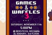 Games & Waffles 3: Pancake Edition