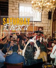 Saturday Fiesta with the Mariachis at Maracas Tequila Bar