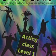 Acting Class Level 1