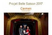 """Opera """"Carmen"""" en collaboration avec l'Institut Français"""