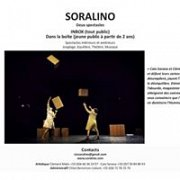 Dans la boite- Spectacle de cirque de la Compagnie Soralino