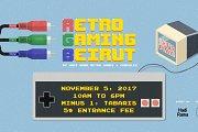 RGB / Retro Gaming Beirut