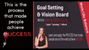 Goal Setting and Vision Board Workshop
