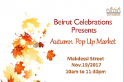 Autumn Pop Up Market