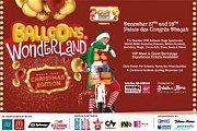 Balloons Wonderland World Tour - Christmas Edition